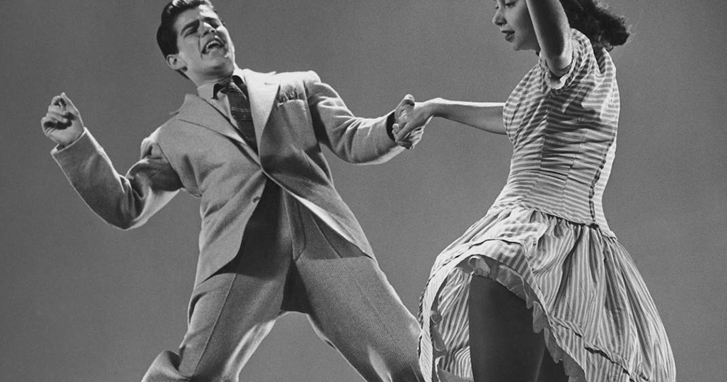 LINDY HOP I 6-week progressive swing dancing course in Tampa Florida