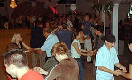 Swing Dance Lessons at Gulfport Casino Ballroom in Tampa Florida