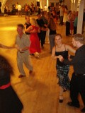 Swing Dance Class at Gulfport Casino Ballroom in Tampa Bay Florida