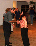 Swing Dance Lessons at Gulfport Casino Ballroom in Gulfport Florida (St. Petersburg area in Tampa Bay FL)